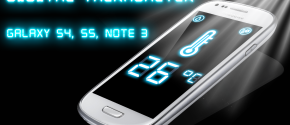 S4 Thermometer Digital Free